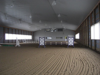 Olympic Size Riding Arena